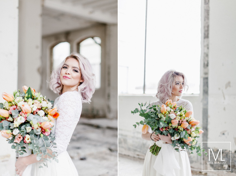 TML TABEA MARIA-LISA hochzeitsfloristik hochzeitsdekoration brautstrauss floral design wedding styling urban modern free people vintage wild peach weddingflowers-23