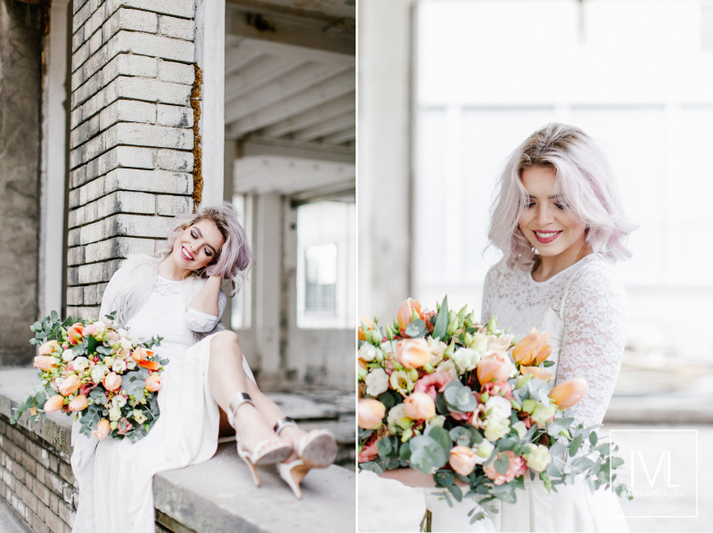 TML TABEA MARIA-LISA hochzeitsfloristik hochzeitsdekoration brautstrauss floral design wedding styling urban modern free people vintage wild peach weddingflowers-29