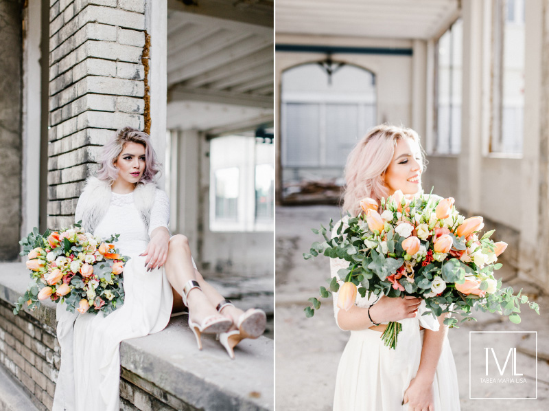 TML TABEA MARIA-LISA hochzeitsfloristik hochzeitsdekoration brautstrauss floral design wedding styling urban modern free people vintage wild peach weddingflowers-37