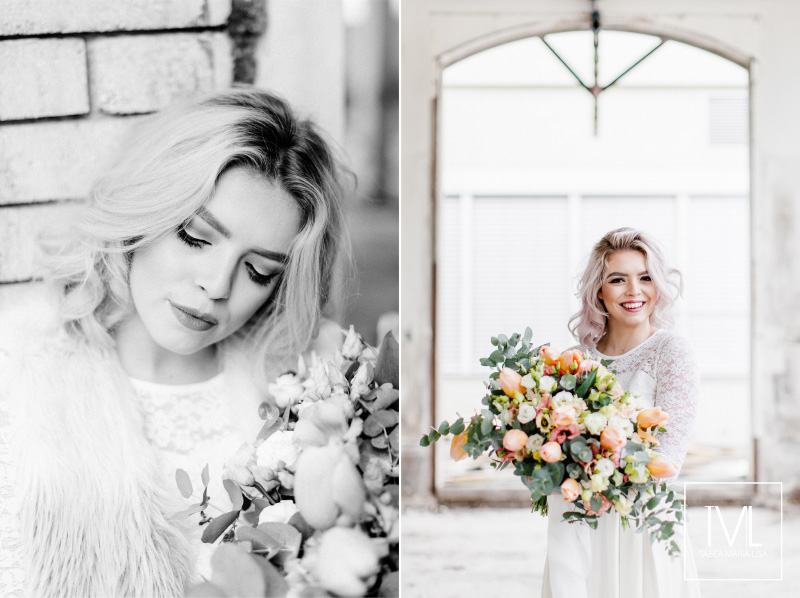 TML TABEA MARIA-LISA hochzeitsfloristik hochzeitsdekoration brautstrauss floral design wedding styling urban modern free people vintage wild peach weddingflowers-41
