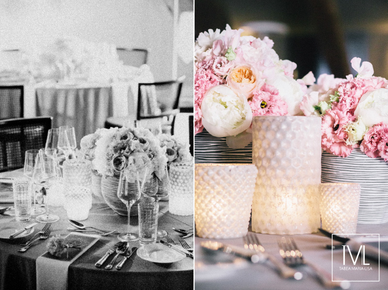 TML TABEA MARIA-LISA schloss thun hochzeitsfloristik hochzeitsdekoration brautstrauss floral design wedding styling urban modern luxe wedding rosa peach weddingflowers-17