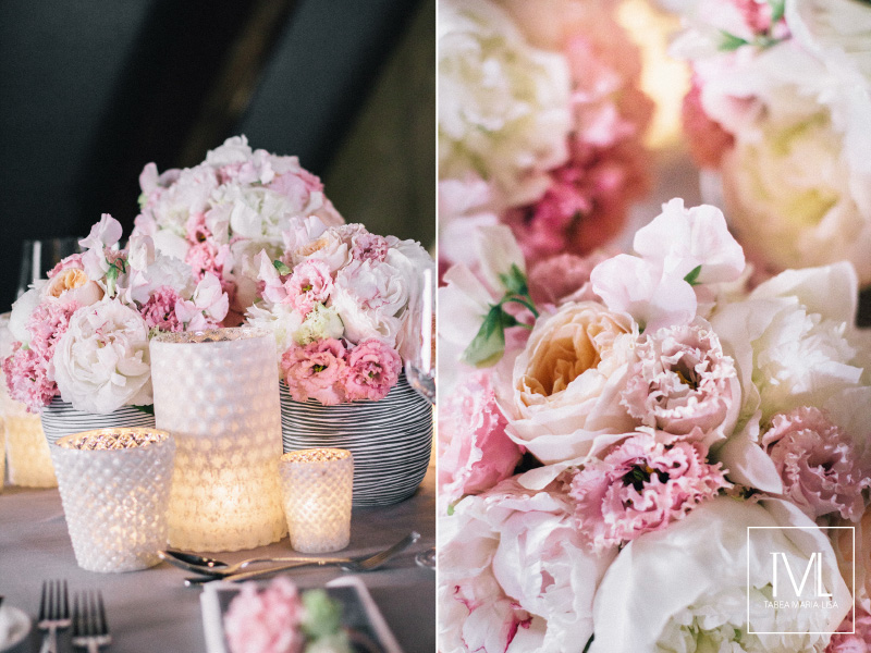 TML TABEA MARIA-LISA schloss thun hochzeitsfloristik hochzeitsdekoration brautstrauss floral design wedding styling urban modern luxe wedding rosa peach weddingflowers-48