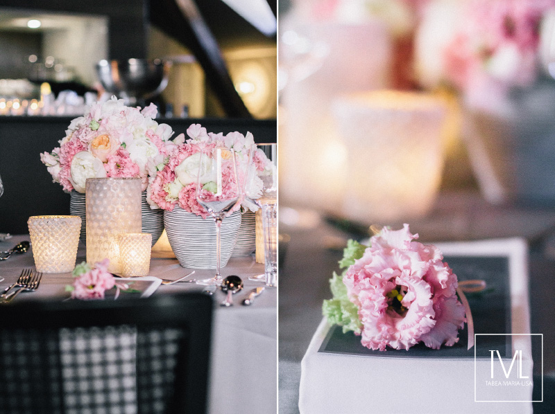 TML TABEA MARIA-LISA schloss thun hochzeitsfloristik hochzeitsdekoration brautstrauss floral design wedding styling urban modern luxe wedding rosa peach weddingflowers-49