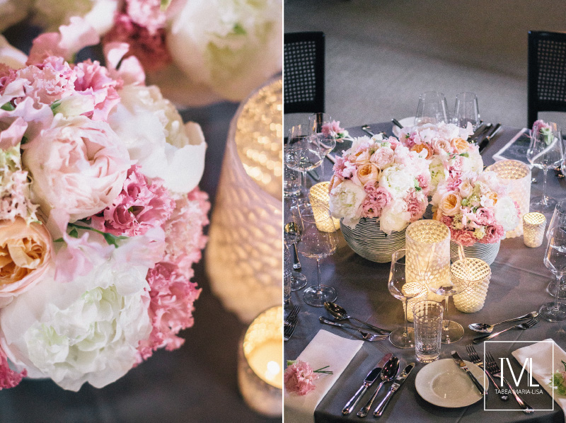 TML TABEA MARIA-LISA schloss thun hochzeitsfloristik hochzeitsdekoration brautstrauss floral design wedding styling urban modern luxe wedding rosa peach weddingflowers-56