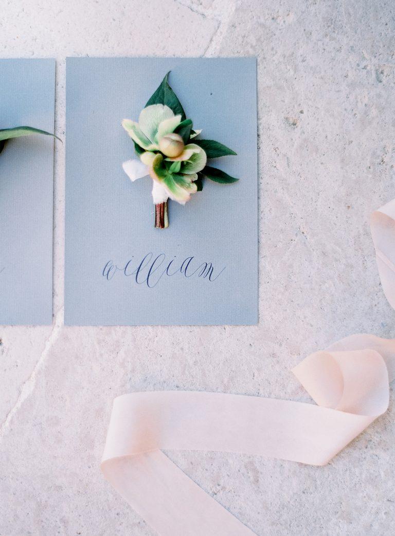TML Tabea Maria-Lisa Floral Designer Swiss Wedding Florist Portfolio Boutonniere
