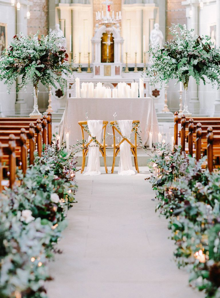 TML Tabea Maria-Lisa Floral Designer Swiss Wedding Florist Portfolio Ceremony