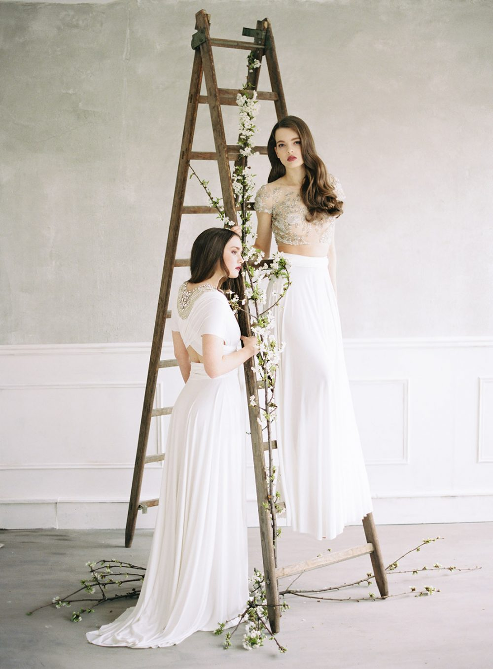 Tabea Maria-Lisa VOW Fine Art Wedding Magazine Brumley and Wells Switzerland Sue Neuenschwander
