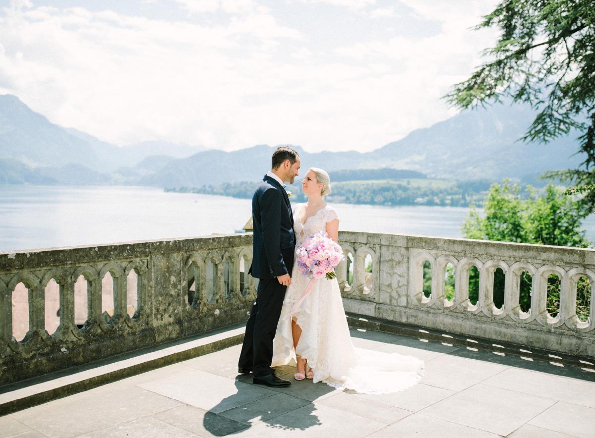 Wedding At Meggenhorn Castle Villa Honegg Tml Tabea Maria Lisa